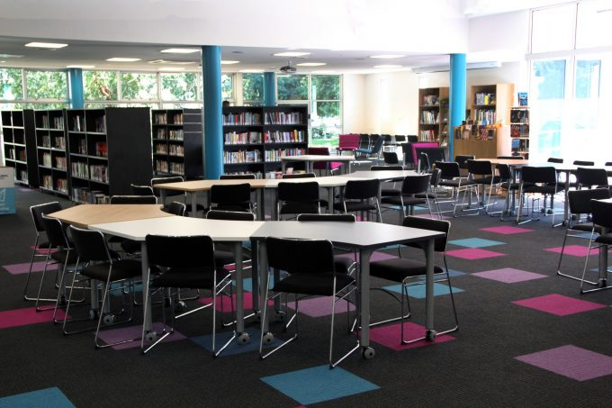Photo of Take a peek at Melbourne Girls' College's 'fresh and spacious' library refurb