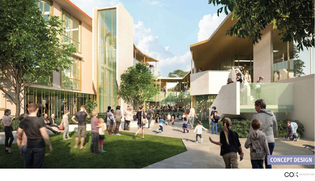 Photo of Brisbane boom bringing vertical schools to Queensland
