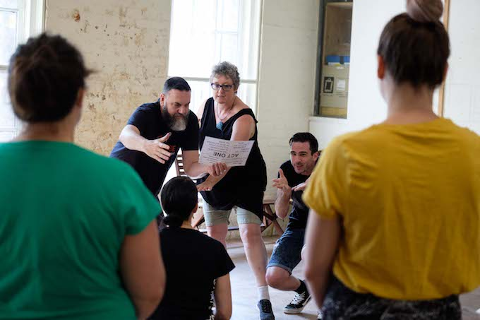 Photo of Teachers can apply for a fully-funded mentorship with Australian national theatre company