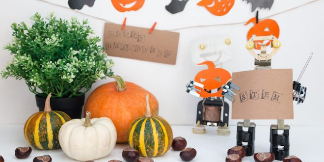 Photo of 5 spooky, ooky STEM activities for Halloween