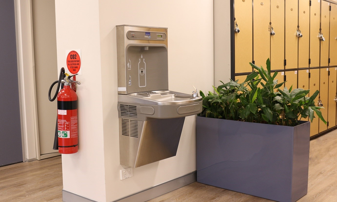 Photo of St Andrew's Cathedral School hydrates students with World Class Sensor Drinking Stations