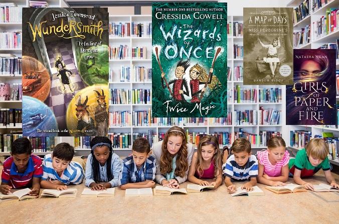 Photo of New to the bookshelf: school Christmas reading list