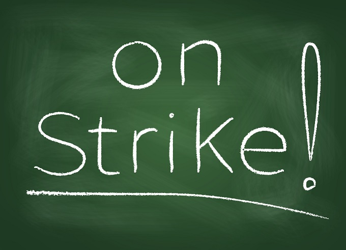 Photo of SA striking for first time in 10 years