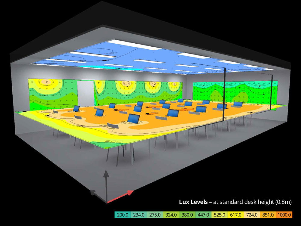 Photo of Lighting design creates quality learning environments