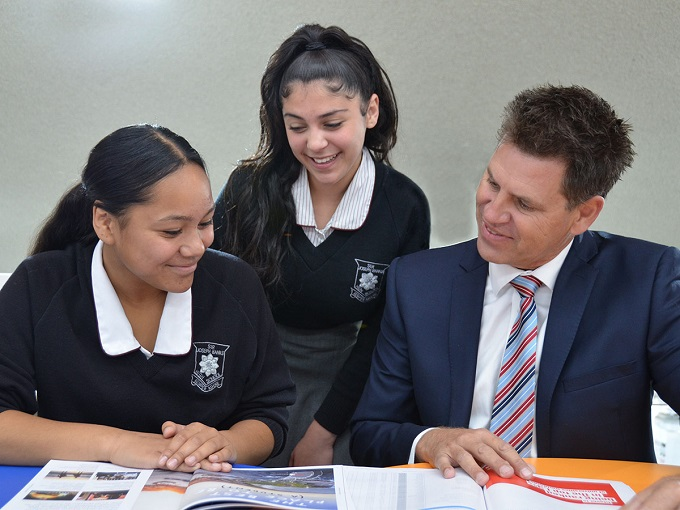 Photo of Focus on primary partnerships revitalises high school
