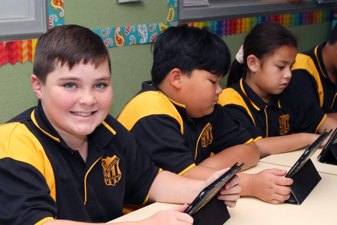 Photo of Principal Speaks: Developing a strong, connected learning community