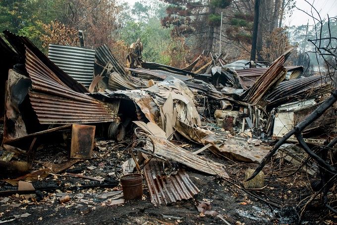 Photo of A familiar place among the chaos: how schools can help students cope after the bushfires
