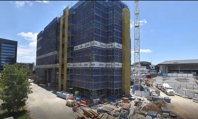 Photo of QLD breaks records with new vertical school opening