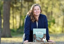 Photo of NSW teacher wins top book award