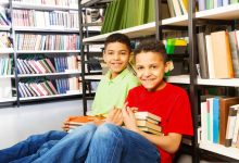 Photo of A place to get away from it all: 5 ways school libraries support student well-being