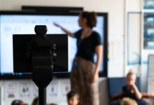 Photo of The robots helping sick kids 'teleport' to the classroom